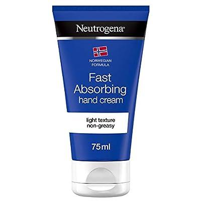 Neutrogena Norwegian Formula Fast Absorbing Hand Cream, 75 ml from Johnson & Johnson