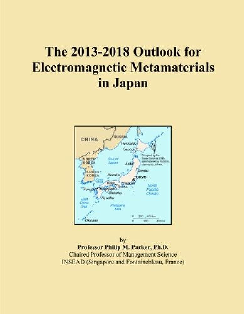 句ピービッシュ野望The 2013-2018 Outlook for Electromagnetic Metamaterials in Japan