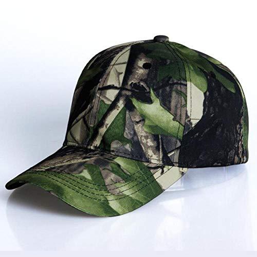 Baseballmütze für Herren, Baseballmütze, grau, Camouflage, Jagdmütze, für draußen, Angeln, Snapback, Taktischer Hut für Wandern, Mütze, 3, Adjustable
