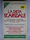 la dieta scarsdale e il metodo tarnower per mantenere il pesoforma per tutta la vita