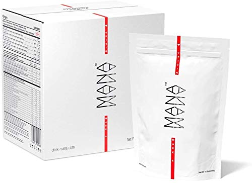 Mana™ Pulver | Ursprung - Pulverfutter | Mahlzeitenersatz | Ernährungsphysiologisch vollständig | 35 Mahlzeiten x 400 kcal