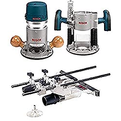 Bosch 1617EVSPK - Combination Plunge and Fixed-Base Router