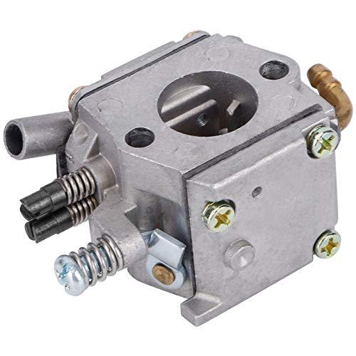 01 Kettensägenvergaser, Vergaser, hochwertiges Aluminium Professional Langlebig Einfach zu installierende Kettensäge für Gartenmaschinen Gartenhaus