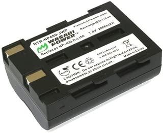 Wasabi Power Battery for Pentax D-LI50 and Pentax K10D & K20D