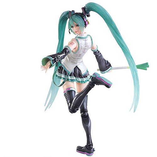 Figurine Play Art Kai Miku Ed Limit 27 cm