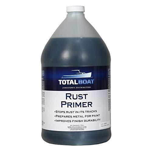 TotalBoat Rust Primer Converter (Gallon) | Metal...