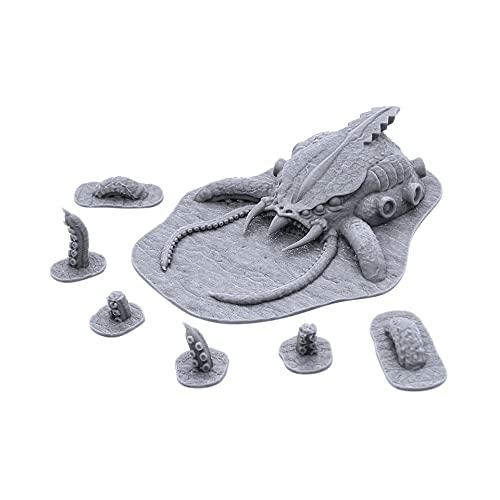 Kraken Unpainted Miniature