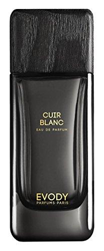 Evody Paris Eau de Parfum CUIR BLANC 100ml spray - new packaging