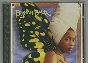 Live - Erykah Badu - 1997 CD