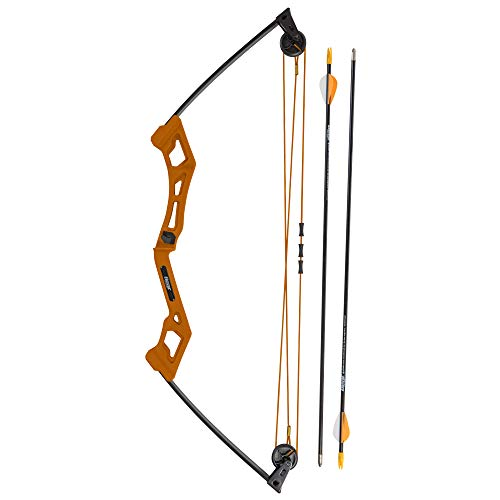 Product Image 1: Bear Archery Apprentice Bow Set, Orange, One Size (AYS6001TR)