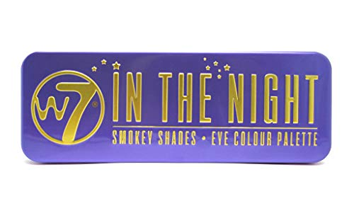 W7 | Eye Shadow | IN THE NIGHT TIN