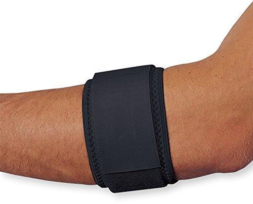 WellWear Neoprene Tennis Elbow Support, One Size