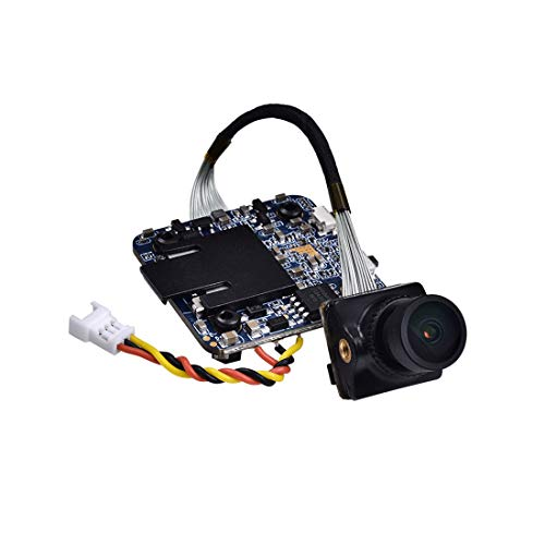 RunCam Split 3 Micro & Split 3 Nano 1080P/60fps HD Recording WDR FPV Camera PAL/NTSC Switchable 40ms Low Latency for DIY RC Drone FPV Quadcopter (SPLIT3-NANO)