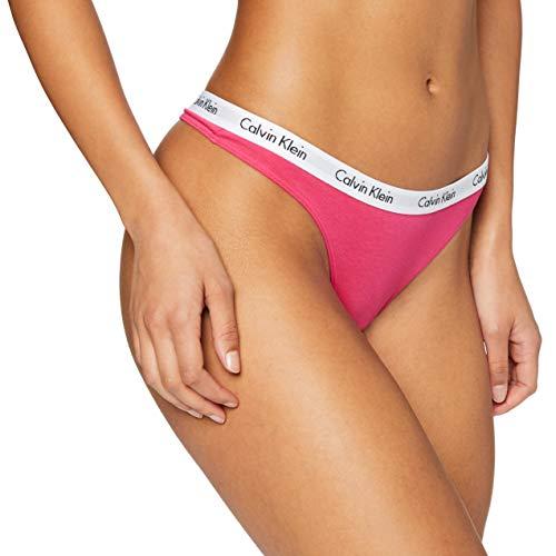 Calvin Klein Thong Lingerie, Legalmente Kim, S Unisex-Adulto