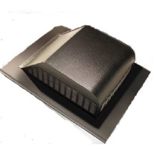 AIR VENT 85283 BRN Slant ALU Roof Vent, Brown