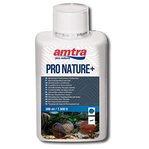 Amtra A3050139 FB072 Pro Nature Plus Wasseraufbereiter für Aquarien, 300 ml