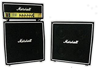 Miniature Amp Marshal 3 stack for Miniature Guitar