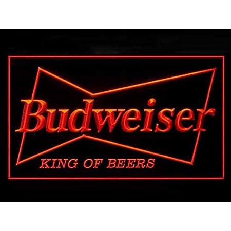 Man Cave WALL MOUNTED LIGHT BOX for Bar Budweiser Budvar LED ILLUMINATED SIGN