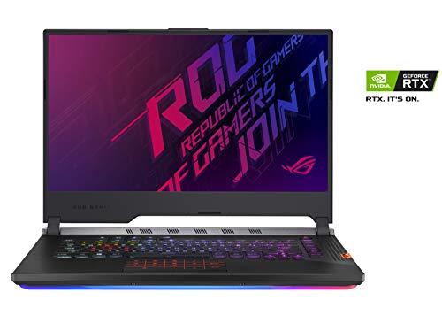 ROG SCAR3-G531GU-ES104T PC Portable Gamer 15'Fhd Dalle 144Hz (Intel Core i7-9750H, RAM 16Go DDR4, HDD1 1TB5 SSH8G + 256Go PCIe,Nvidia®...