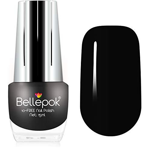 Esmalte de uñas natural 10 libre Eco-Formula Black Velvet