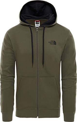 The North Face T0CG46 Sudadera Open Gate, Hombre, New Taupe Green, S