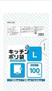 オルディ キッチンポリ袋LD/L100枚