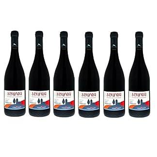 6x-Achaia-Clauss-Aroma-Lofou-Lofos-Rot-aus-Griechenland-a-750-ml-135-Vol-griechischer-Rotwein-Rot-Wein-2-Probier-Sachets-Olivenoel-aus-Kreta-a-10-ml