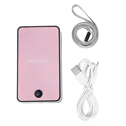 Ventilatore asciuga ciglia Mini portatile USB ricaricabile Elettrico senza lama per unghie soffiante per innestare ciglia estensione colla essiccatore(2#)