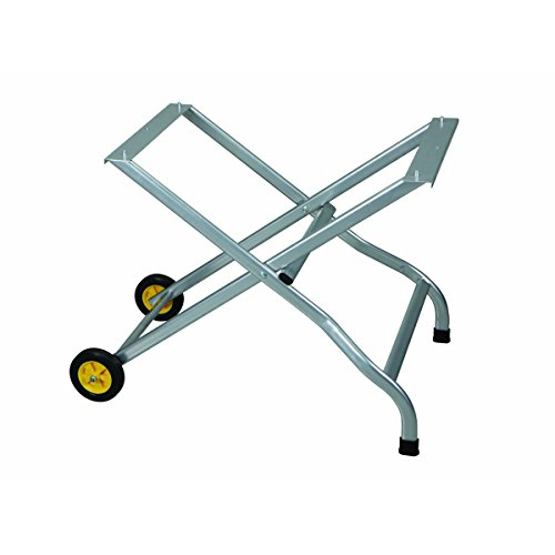 Folding Tile Saw Stand with Wheels HFJ14