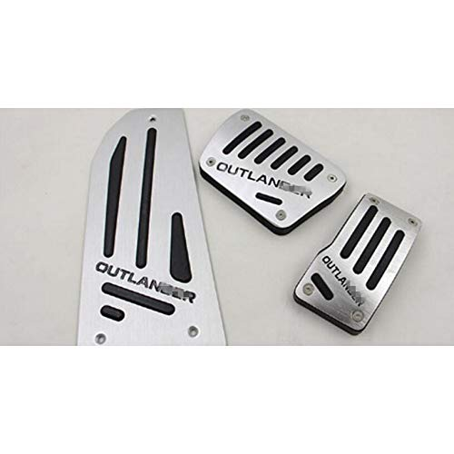 JXSMQC Autoteile Auto Bremspedal Pedal Pad.Für Mitsubishi Outlander 2013 2014