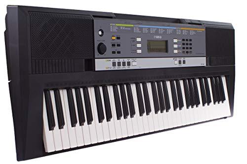 Yamaha Digital Música Keyboard Piano YPT-200de 240-Conexión a iPhone, iPad o iPod Touch posible *