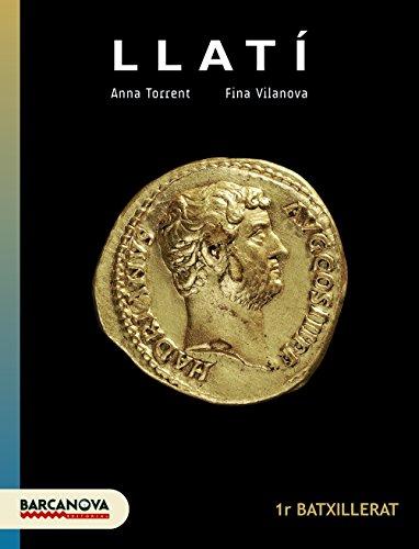 Llatí 1r Batxillerat. Llibre de l ' alumne (Materials Educatius - Eso) - 9788448940317