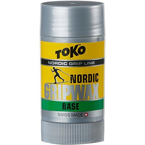 TOKO Nordic Base Wax GREEN - von 0°C bis -30°C