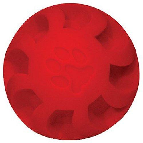 Hueter Toledo Soft Flex Swirl Ball, 17,8cm rot