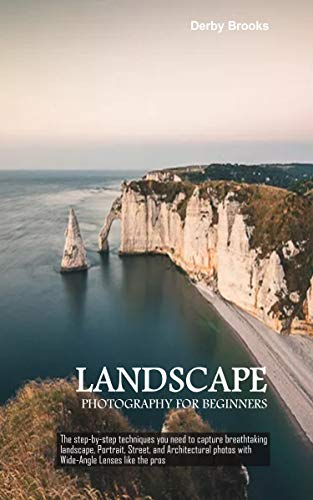 Landscape Photography For Beginners: The step-by-step techniques you need to capture breathtaking landscape, Portrait, Street, and Architectural photos ... Lenses like the pros (English Edition)