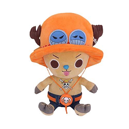 Sakami Merchandise One Piece Plush Figure Chopper x Ace 11 cm sche