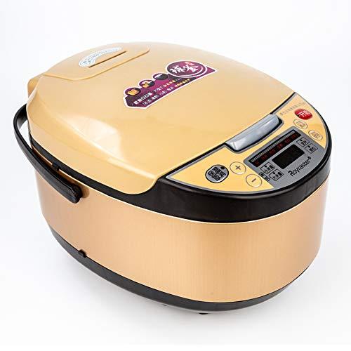 XIAOFEI Programmable Autocuiseur Électrique Multi Les Fonctions Cuisinier Garde Nourriture Chaud Instant Pot Électronique Multifonction Cuisine Pot 5 litres