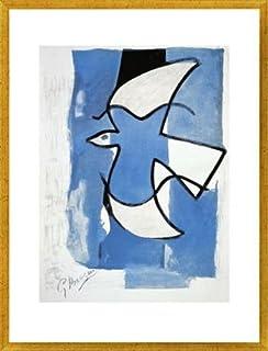 ポスター: Georges Braqueポスターアート印刷–チルチルet gris (32x 24インチ) 32 x 24 Inch 32723R060