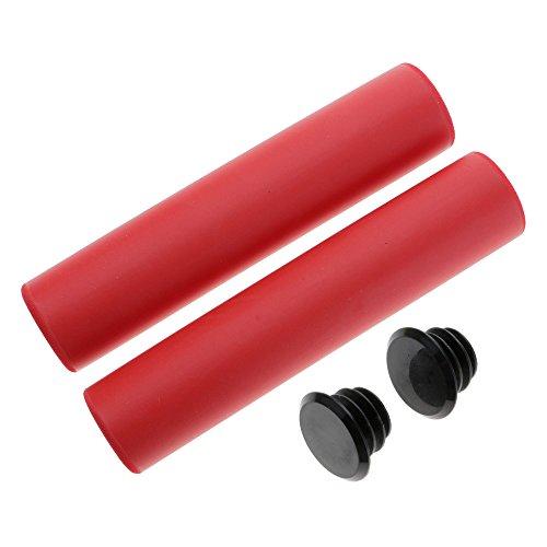 VANKER Puños ergonómicos antideslizantes de silicona suave