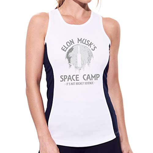 Elon Musk Space Camp prestatie-vest voor vrouwen