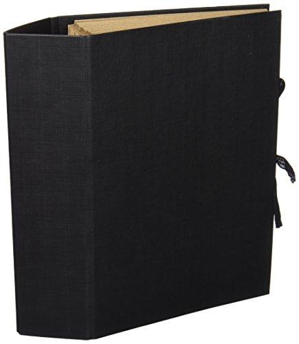 Dohe 10262 - Carpeta acordeón, tamaño cuarto, color negro, 1 unidad