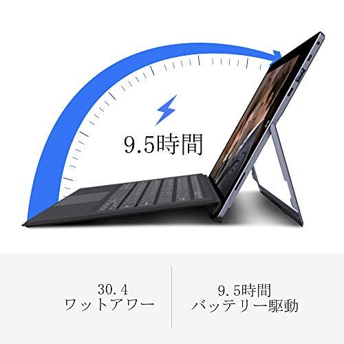 CHUWIUBook11.6インチタブレットCeleronプロセッサー搭載1920*1080解像度8GBメモリー+256GBSSD内蔵タブレットPCWindows10Home/デュアルWi-Fi/Bluetooth5.0キーボード接続可能タブレットPC