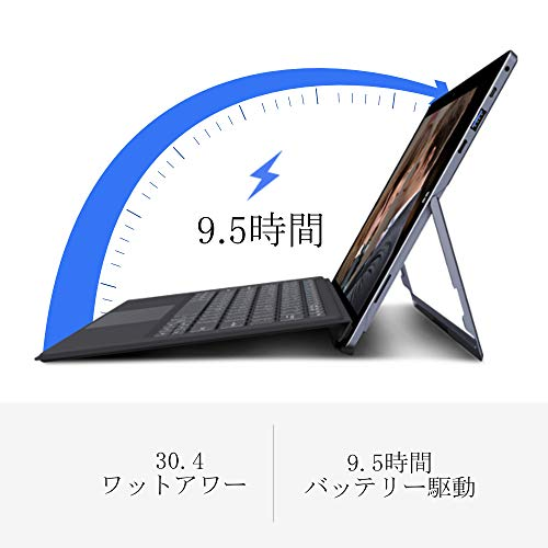 CHUWI(ツーウェイ)『UBook2in1タブレット(CW-Ubook)』