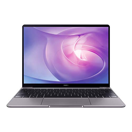 HUAWEI MateBook 13 Laptop, FullView Display 2K da 13 Pollici, AMD Ryzen 5 3500U, 8GB RAM, 512GB SSD, Windows 10 Home, Multi-screen Collaboration, Fingerprint Unlock, Fast Charging, Grigio (Space Grey)