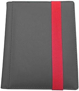 ホビーベース カードアクセサリコレクションシリーズ DEX 4ポケットバインダー ブラック CAC-CSX51