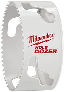 Milwaukee 49-56-0213 4-Inch Ice Hardened Hole Saw