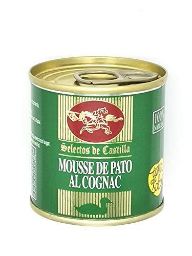 Mousse de Foie al Cognac - 15% Foie Gras - Selectos de Castilla