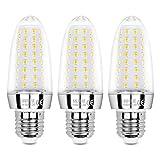 Sauglae Bombillas LED de 15W, Bombillas Incandescentes Equivalente de 120W, Blanco Neutro de 4000K,...