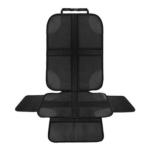 AODOOR Kindersitzunterlage, Autositzschoner Kindersitzunterlage, Autositzschutz mit Anti-Rutsch Funktion, Autositzauflage Sitzschutz Antifouling und Wasserdicht