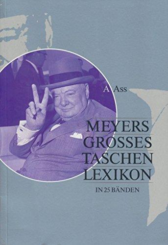 Meyers Grosses Taschenlexikon in 25 Bänden